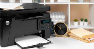 Zanesljiva tiskarna za večje projekte