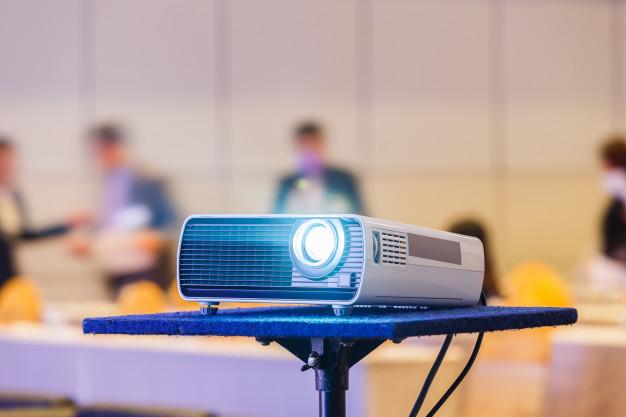 prenosni projektor
