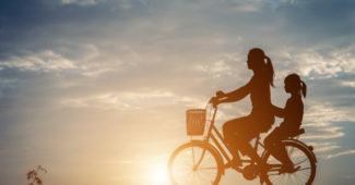 otroška kolesa, kolesarska oblačila