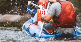 Rafting Bovec Soca