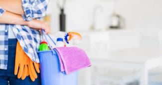 Čiščenje na domu cena
