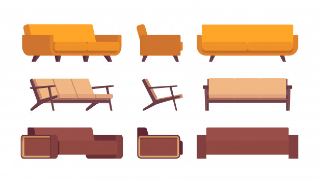 kvalitetne sedežne garniture